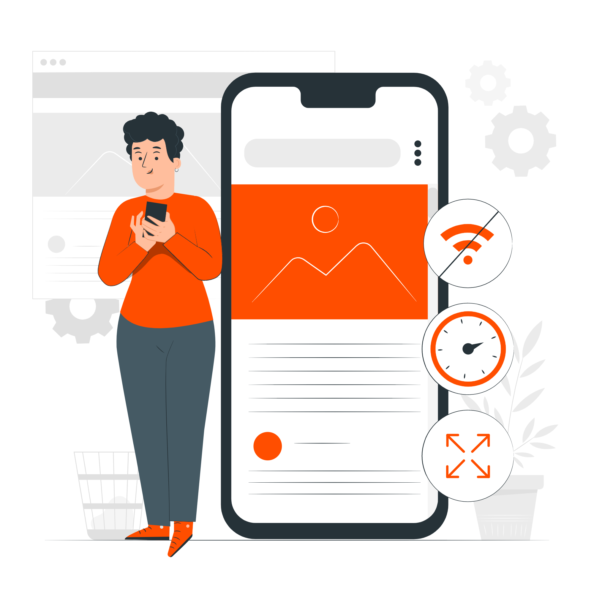 Mobile apps aplikacje mobilne da vinci studio software house