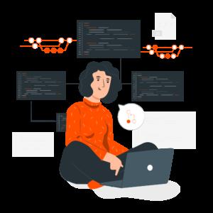 kobiety w it - software house da vinci studio - femmale programmer